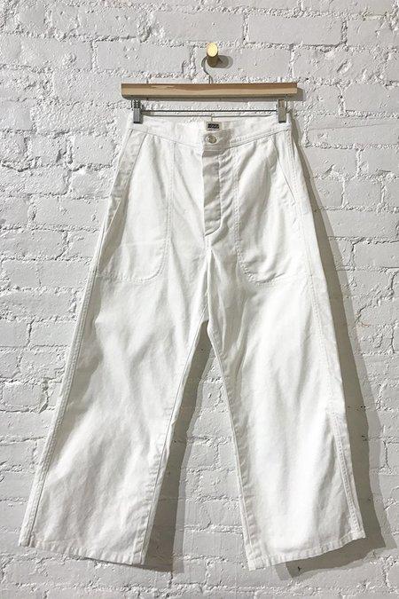 Uqnatu Sailor Pant - White