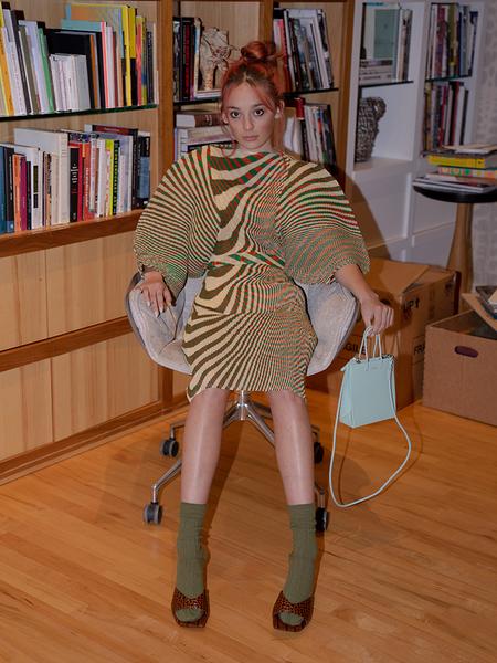 Medea Short Prima Bag - Mint