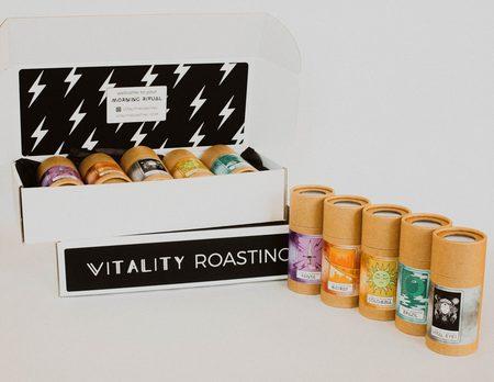 Vitality Roasting Morning Ritual Variety Pack