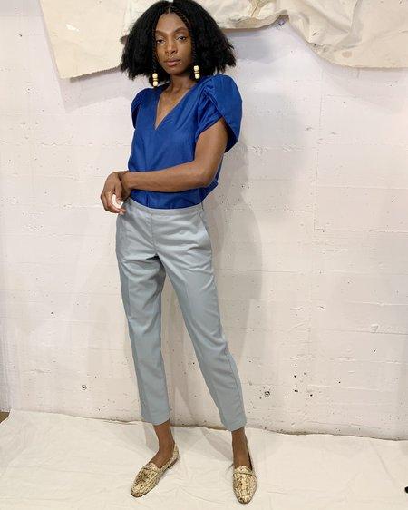 Vintage Prada Pants - Baby Blue