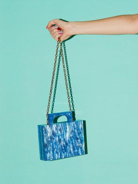 Valet Studio Alexa Bag - Blue