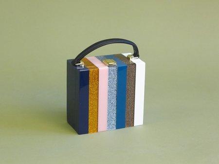 Respiro Studio Diana Bag - Stripes