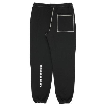 PLEASURES Collapse Sweatpants - Black