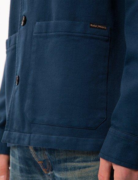 Nudie Barney Worker Jacket - Blue