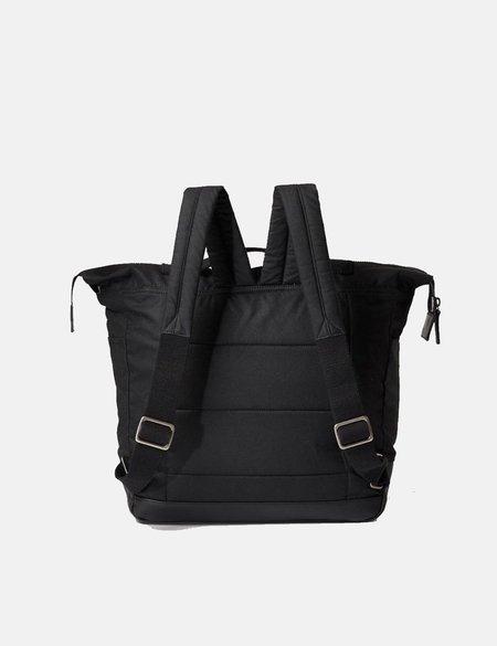 Ally Capellino Frank Hybrid Waxy Rucksack bag - Black