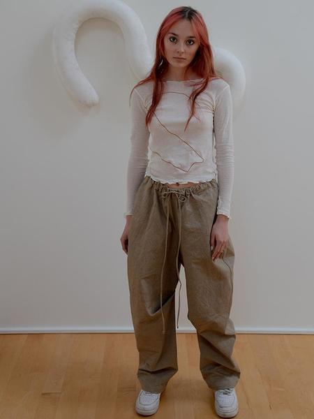 Lauren Manoogian Lap Pants - Terre