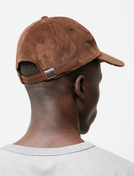 The Planet Sun Dog Hat - Brown Cord