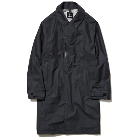 Goldwin Mac Coat - Black