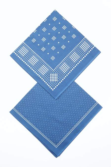 Beams Plus Bandana 2 Pack - Dot
