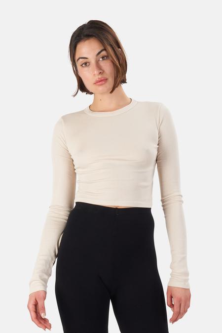Cotton Citizen Verona Shirt - Oatmeal