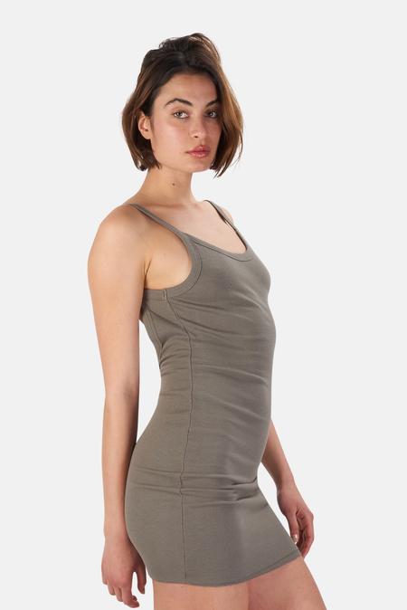 Cotton Citizen Verona Tank Dress - Ash