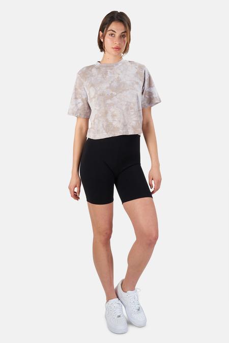 Cotton Citizen Toyko Crop T-Shirt - White