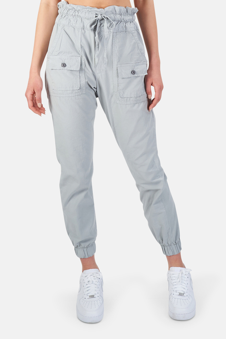 NSF Beaudry Jogger Pants - Pale Grey