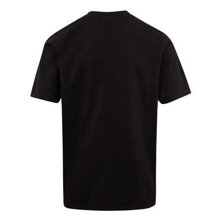 Stussy Surfman Pig. Dyed T-Shirt - Black
