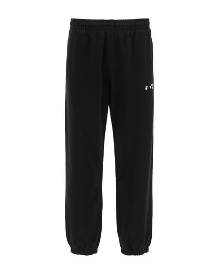 Off-White Logo Sweatpants - Black
