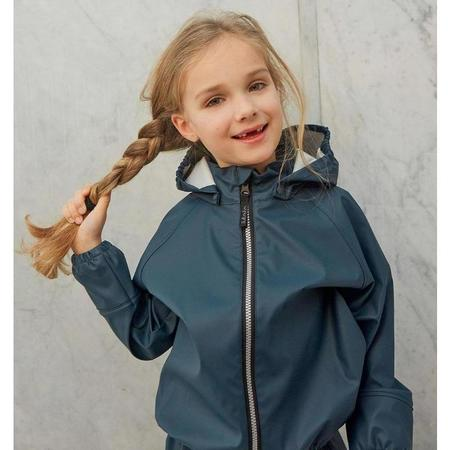kids molo zet rainwear set - summer night