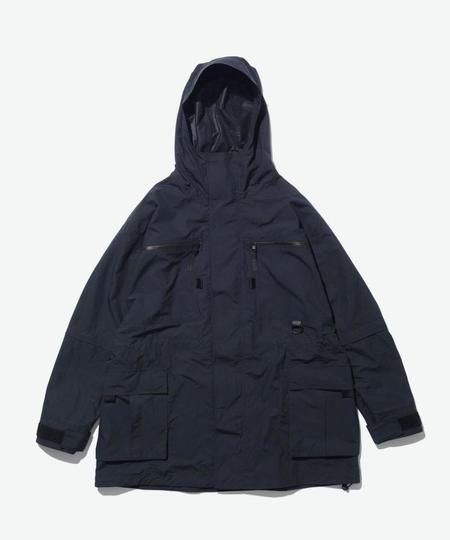 Wild Things Tactical Rip Coat - Black