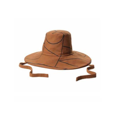 Janessa Leone Rust Felipe Hat