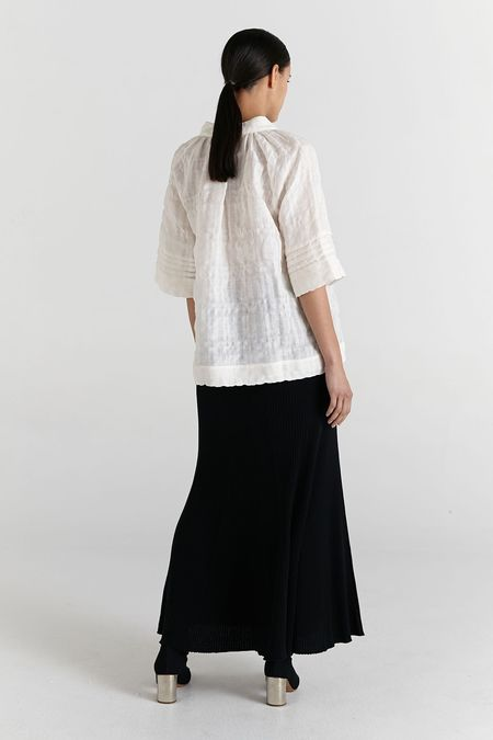 BEFORE MARCH Sanne top - White