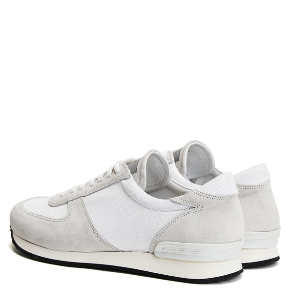 Men's Our Legacy White Trainer