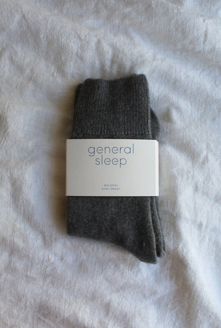 General Sleep Bed Socks - Moon