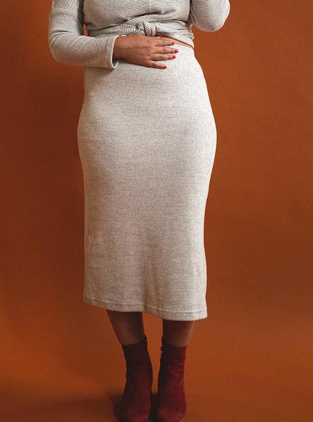 Faures Myrdal Skirt - Natural