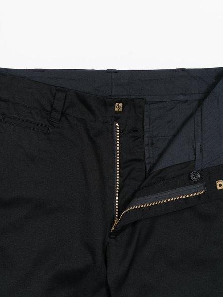 Nanamica Tapered Chino Pants - Black