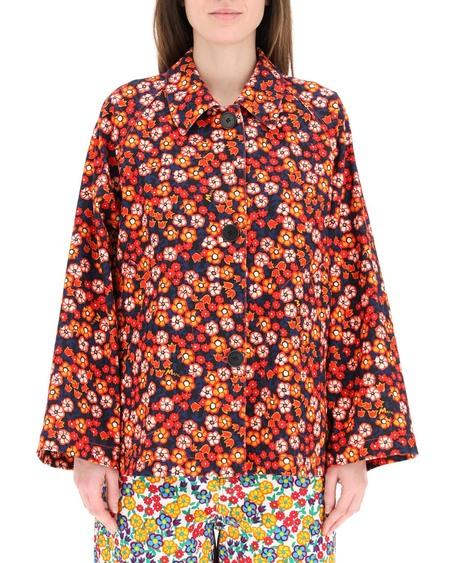 Marni Jacket - Pop Garden Print