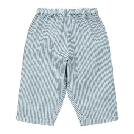 kids Bonton Baby Futur Pants - Blue