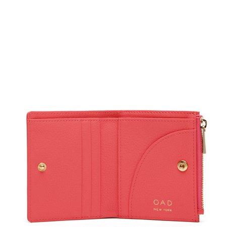 OAD Everywhere Mini Wallet - Poppy