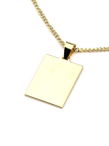 CINCO Elodie Necklace - Gold