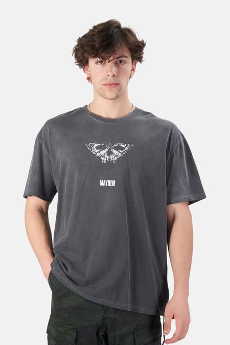 Ksubi Mayhem T-Shirt - Dark Grey