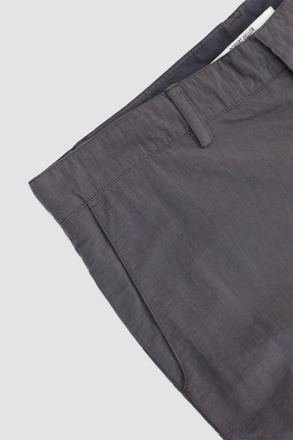 Robert Geller Garment Dyed Pant Charcoal