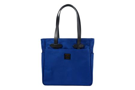 Filson W/Out Zipper Tote Bag - Flag Blue