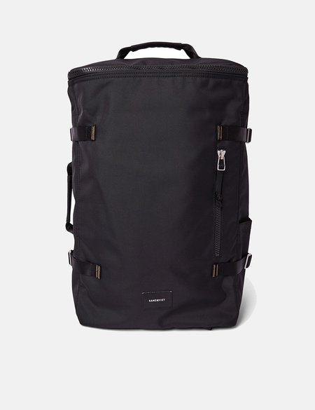 Sandqvist Zeke Backpack - Black