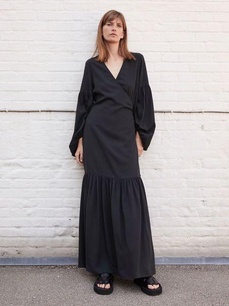 By Malene Birger Frilla Dress - Black