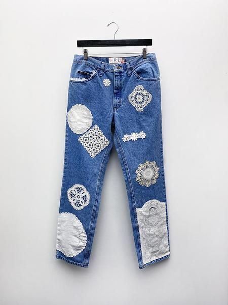 The Series Doily Jean