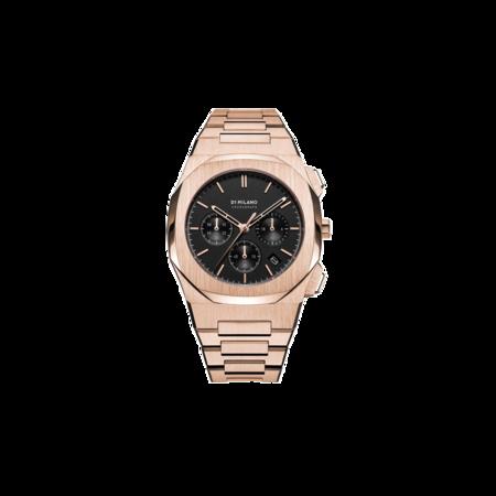 D1 Milano Chronograph Bracelet 41.5 MM-Chroma D1-CHBJ04 Watch