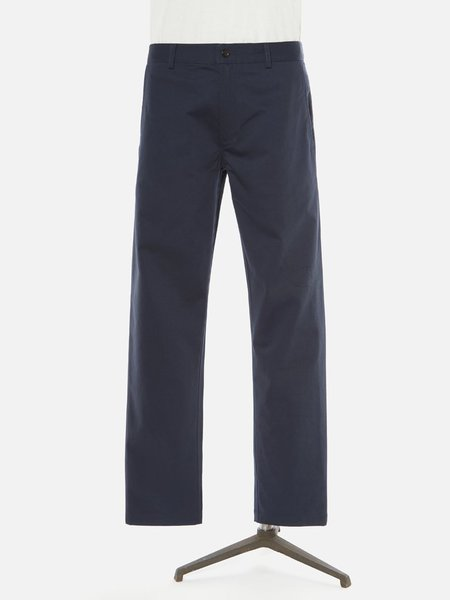 Universal Works Aston Trousers - Navy Twill