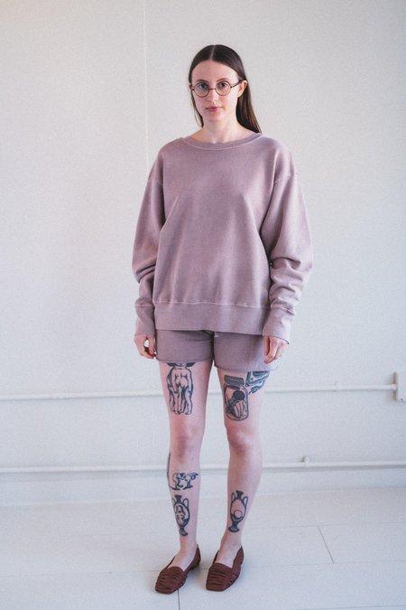Lacausa Slater Sweatshirt - Mushroom