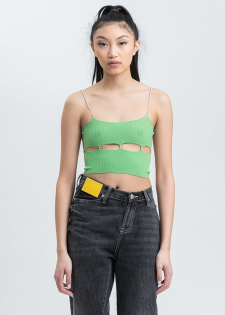 Rui Tank Top - Lime