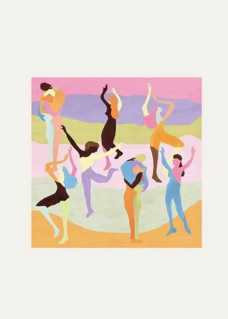Stine Goya Gerdis Scarf - Dancer