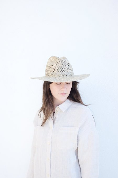 Janessa Leone Lois Hat - Natural