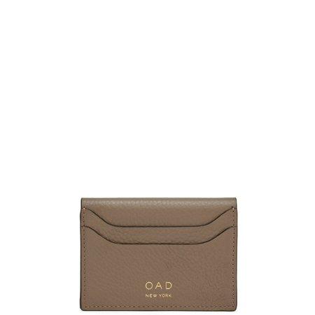 OAD Billy Card Case - Porcini