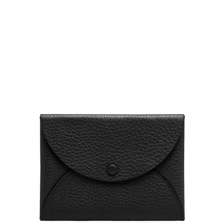 OAD Envelope Travel Clutch - True Black