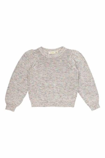 kids Soft Gallery Era Knit Mix Sweater - Multi