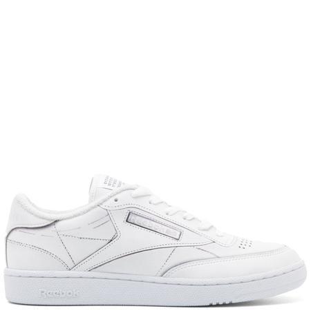 Reebok x Maison Margiela Club C Trompe L'oeil sneaker - White