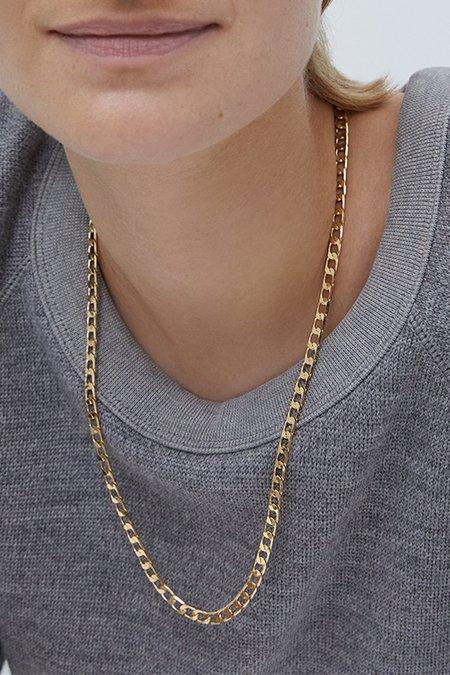 Jenny Bird Walter Chain - 14k gold-dipped brass