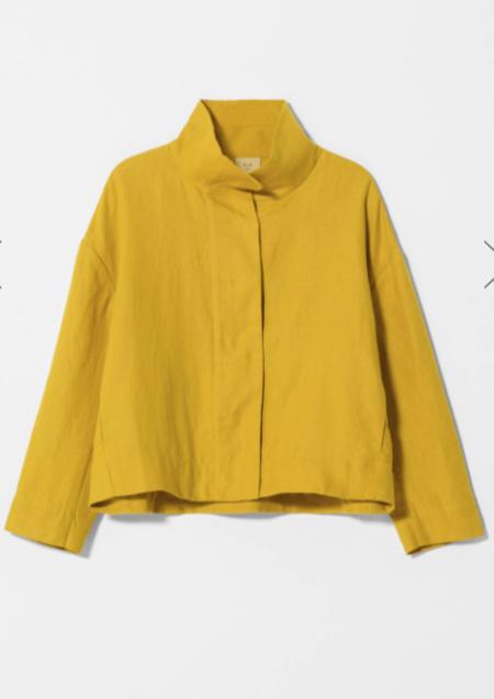 Elk the Label Dahme Jacket - Yellow
