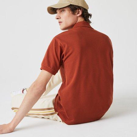 Lacoste Classic Fit L.12.12 Polo Shirt - Marron